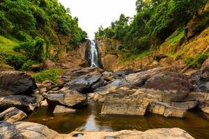 Haew Narok waterfall, Kao Yai national park, Thailand
