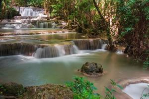 cascada de huay mae khamin