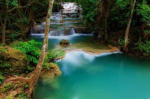 Parque Nacional Cascada Huay Mae Kamin, Kanchanaburi