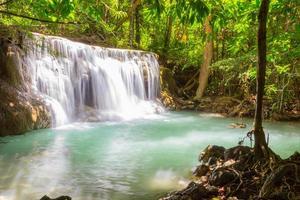 Huay Mae khamin waterfall