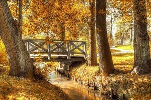 paisagem de outono.