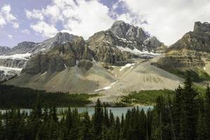escena de montaña