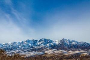 Mountain alps photo
