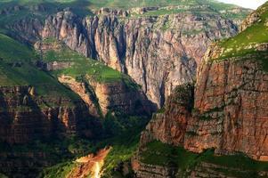 montañas de Shahdag foto