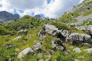 montañas prokletije foto