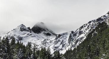 Mountain peak Maliovica