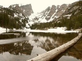 montañas Rocosas foto