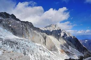 Yulong Snow Mountain photo