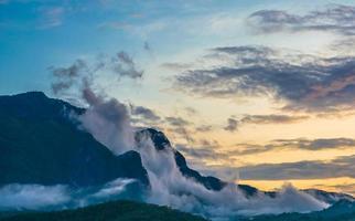 la grande montagna