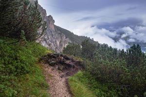 Karwendel Mountain Range photo