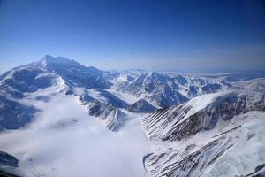 alaska mountain