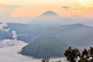 Bromo Mountain photo