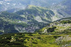 In the Rila Mountains