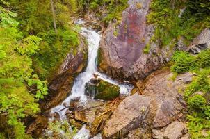 """Mickiewicz Waterfalls (""""Wodogrzmoty Mickiewicza"""") in Poland photo"""