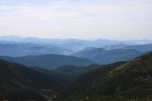 montes de Cárpatos