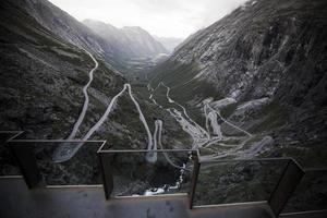 trollstigen pass noorwegen 8