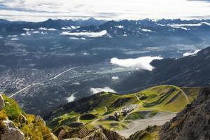 The Alps at Innsbruck