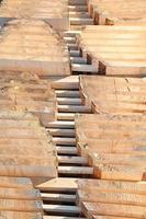frische Holznieten