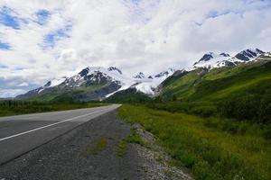 el desierto de Alaska en su máxima expresión foto