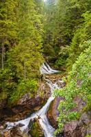 """Mickiewicz Waterfalls (""""Wodogrzmoty Mickiewicza"""") in Tatras photo"""