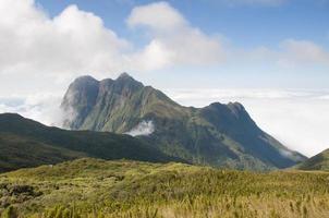 Pico Paraná, Brazil photo