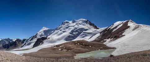 Beautiful mountains of Kazakhstan photo