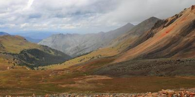Fourteener after a storm photo
