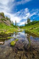 Mount Baker, Canadian Rockies photo