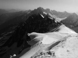 Bergpanorama photo
