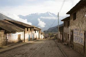 Andean Village photo