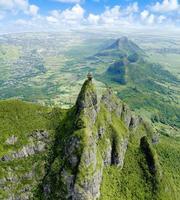 Pieter tanto montaña Mauricio