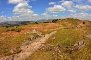 Footpath to Black Crag