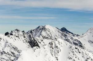Tatra Peaks