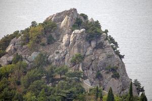 Crimean coast. photo