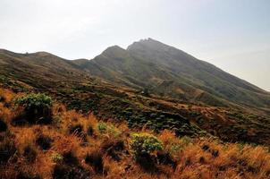 Sera Mountain Range