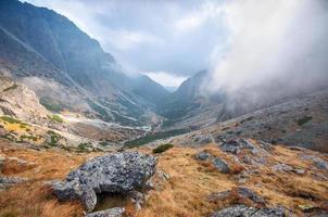 pequeño valle frío (mala studena dolina)