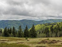 Dark clouds over Vosges
