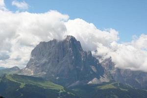 Italian Dolomites photo