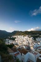 Spain,Andalusia,Mountain village Casares photo