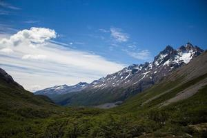 Torres del Paine High Mountain photo