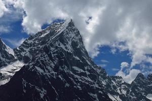 Peak of Cholatse