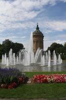 Luise Garden in Mannheim photo
