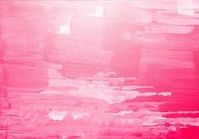 Pink watercolor horizontal brush stroke texture