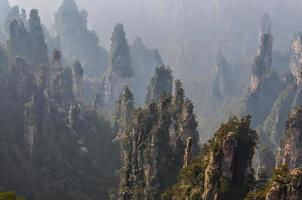 Zhangjiajie national geological Forest Park