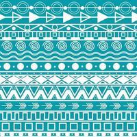 Bohemian hippie pattern