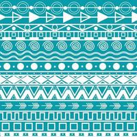 patrón hippie bohemio