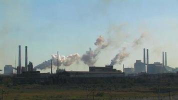 Big power plant. HD,PAL. video