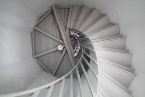 escaleras circulares foto