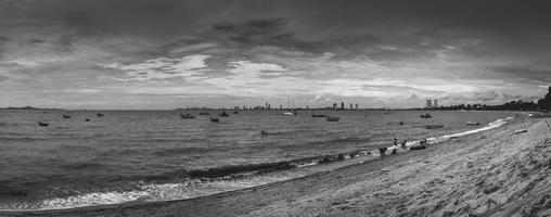 playa de pattaya foto