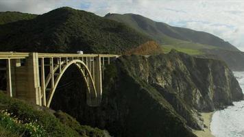 Bixby Bridge Big Sur California